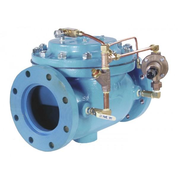 Υδραυλικές Ανακουφιστικές Βαλβίδες-Διατήρησης Πίεσης σε προκαθορισμένα επίπεδα